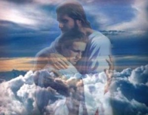jesus hugging 1010report 300x233 The simple answer on how to get to heaven